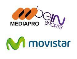 Movistar+ paga 2.400 millones de euros por emitir la Liga, la Copa del Rey, la Champions y la Europa League