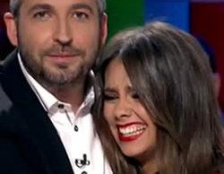 Cristina Pedroche, triste al dejar 'Zapeando' por 'Pekín Express'