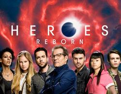 NBC cancela 'Heroes Reborn' tras una única temporada