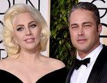 Taylor Kinney, indignado por  la 'miradita' de Leonardo DiCaprio a Lady Gaga en los Globos de Oro