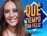 Mónica Naranjo presentará su nuevo single en '¡Qué tiempo tan feliz!' el domingo 24 de enero