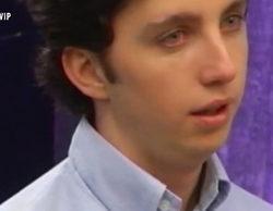 Las primeras lágrimas del Pequeño Nicolás en 'Gran hermano VIP'