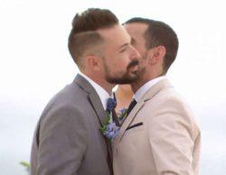 'Casados a primera vista 2' marca máximo (15,1%) con su primera boda gay
