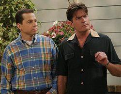 Charlie Sheen y Jon Cryer ('Dos hombres y medio') sí se reunirán en el especial que prepara NBC a James Burrows