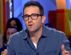 Fernando Gil se incorpora a 'Zapeando' tras la marcha de Cristina Pedroche