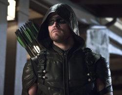 'Arrow' regresa al alza a The CW con la segunda parte de su temporada