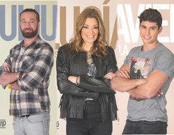 Julius, Lucía Hoyos y Javier Tudela, nuevos nominados de 'Gran Hermano VIP 4'