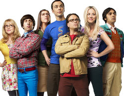 'The Big Bang Theory' (4,7%) sigue fuerte en Neox