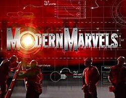 Mega estrena 'Maravillas modernas', la serie tecnológica de documentales más larga de la historia
