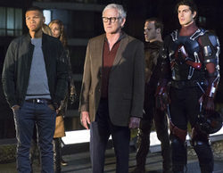 Gran estreno de 'Legends of Tomorrow' en The CW haciendo crecer a la cadena
