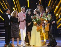 Pablo Puyol, Edu Soto, Adrián Rodríguez y Ana Morgade se unen a Ruth Lorenzo como finalistas de 'Tu cara me suena 4'