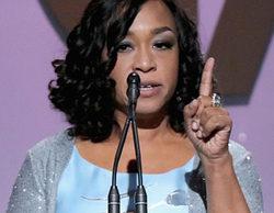 """Shonda Rhimes, premiada por redefinir los roles femeninos y reflejar la diversidad: """"Las mujeres no son juguetes sexuales"""""""