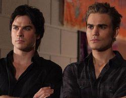 Reunión de los actores de la serie the vampire diaries