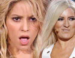 Silvia Abril imitará a Shakira en la final de 'Tu cara me suena'
