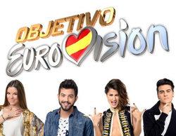 Desvelado el orden de actuación de los finalistas de 'Objetivo Eurovisión'
