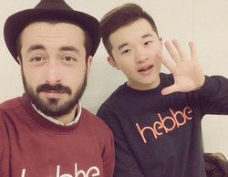Aritz y Han ('GH 16') se convierten en youtubers: preparan un canal juntos