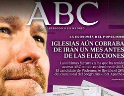 Pablo Iglesias cobró de una productora iraní casi 100.000 euros durante tres años por presentar 'Fort Apache'
