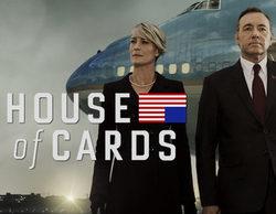 'House Of Cards' renueva por una quinta temporada y anuncia la marcha de su creador