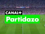 Canal+ Partidazo (9,4%) sube hasta la segunda posición en Movistar+ y arranca con fuerza el 2016
