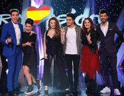 'Objetivo Eurovisión' pincha en La 1 con un escueto 9,1%, cuarta opción de la noche
