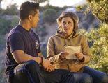 Máximo de temporada de 'Crazy Ex-Girlfriend' frente al mínimo de 'The X-Files'