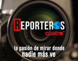 Cuatro mueve ficha con sus 'Reporteros': traslado al viernes tras sus flojos resultados en sábado