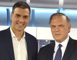 Piqueras entrevistará a Pedro Sánchez este miércoles, justo un día después de recibir el encargo de formar Gobierno
