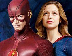 'The Flash' realizará un crossover con 'Supergirl' el próximo 28 de marzo