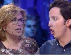 Francisco Nicolás se enfrenta a la madre de Sema en la gala de 'GH VIP'