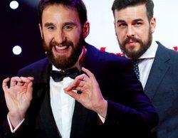 """Dani Rovira y Mario Casas asombran a sus seguidores con su foto """"en bolas"""""""