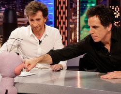 Ben Stiller cuenta a Jimmy Fallon el momento más incómodo que vivió en 'El hormiguero'