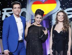 TVE revela los porcentajes del televoto de 'Objetivo Eurovisión' y aclara la polémica del coste del SMS