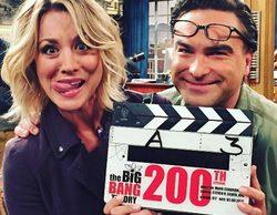 El equipo de 'The Big Bang Theory' celebra los 200 capítulos de la serie