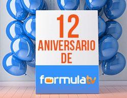 FormulaTV.com cumple 12 años a tu lado