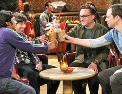 'Big Bang' (4,3%) lidera el día acercándose al millón de espectadores en Neox