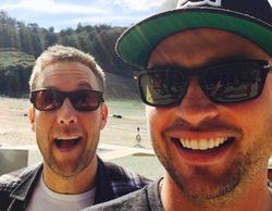 Tom Welling y Michael Rosenbaum (Lex Luthor y Clark Kent) se reencuentran 5 años después del final de 'Smallville'