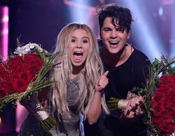 Los favoritos Oscar Zia y Lisa Ajax, a la final del Melodifestivalen 2016