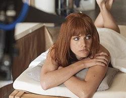 Amaia Salamanca cambia radicalmente de look para rodar 'La embajada'