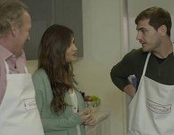 Primeras imágenes de Bertín Osborne en la casa de Casillas y Sara Carbonero en Oporto
