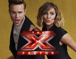 Olly Murs, Caroline Flack y Nick Grimshaw abandonan 'The X Factor' tras tan solo una temporada