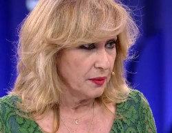 """Rosa Benito ('GH VIP'): """"¿Cómo podéis decir que he sido un mueble?"""""""