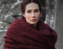 Carice van Houten (Melisandre en 'Game of Thrones') zanja los rumores sobre su personaje y el futuro de Jon Snow