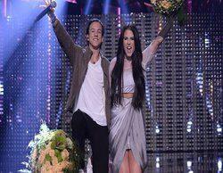 Molly Sandén y Frans, últimos finalistas directos del Melodifestivalen 2016