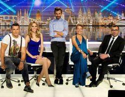 'Got Talent España' (20,2%) sigue líder y continúa su exitosa trayectoria en la noche del sábado