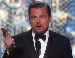 Los Oscars 2016, los menos vistos de los últimos 7 años