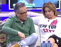 """Kiko Hernández asegura que Carlos Lozano se ha lavado los dientes con un """"cepillo con caca"""""""