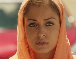 """Hiba Abouk ('El Príncipe'): """"No pienso volver a televisión en un tiempo"""""""