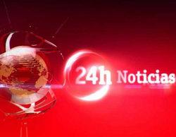 La cobertura de la investidura eleva al Canal 24 horas a un 2,4% en el día