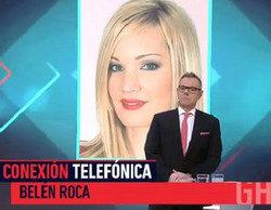 Belén Roca confirma los motivos de su abandono de 'GH VIP'