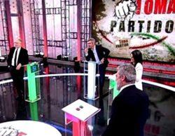 Cuatro cancela 'Toma Partido' tras dos semanas de emisión